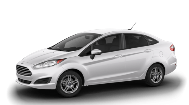New 2019 Ford Fiesta SE Sedan in Jasper, GA